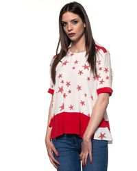 Pennyblack - Eboli Blouse With Short Sleeves - Lyst