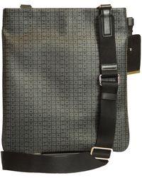 BOSS by Hugo Boss - Leather Shoulder Bag - Lyst