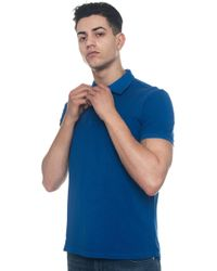 U.S. POLO ASSN. - Uspa Player Polo Polo Shirt In Cotton Piquet - Lyst