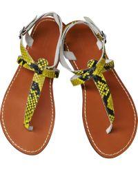 Scotch & Soda - Summer Sandals - Lyst