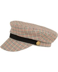 Scotch & Soda - Checked Cap - Lyst