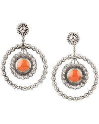 Scotch & Soda - Pendant Earrings - Lyst