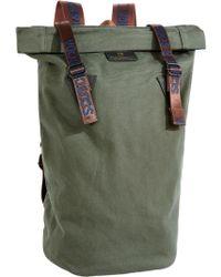 Scotch & Soda - Canvas Backpack - Lyst