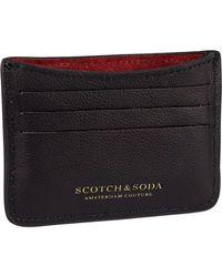 Scotch & Soda - Classic Card Holder - Lyst