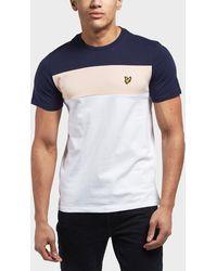 Lyle & Scott - Casuals Short Sleeve T-shirt - Exclusive - Lyst