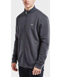 Lacoste - Pique Zip Through Track Top - Lyst