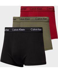 Calvin Klein - 3-pack Boxer Shorts - Lyst
