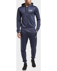 EA7 - Poly Tracksuit - Exclusive - Lyst