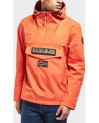 Napapijri - Rainforest Lightweight Jacket - Lyst