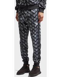 adidas Originals - Soccer Stripe Track Trousers - Lyst
