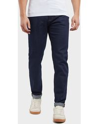 Barbour - International A701 Lozenge Slim Jeans - Exclusive - Lyst