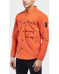 Marshall Artist - Hiking Long Sleeve Overshirt - Lyst