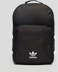 aadfd99000 Adidas Originals Drawstring Backpack In Blue Aj8987 in Blue for Men ...
