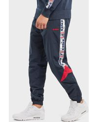 Diadora - Pannelled Track Joggers Mvb In Navy - Lyst