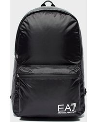 EA7 - Trn Core Backpack - Lyst