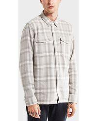 Levi's - Long Sleeve Workshirt - Lyst