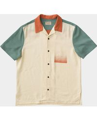 Nudie Jeans - Colours Jack Bowling Shirt - Lyst