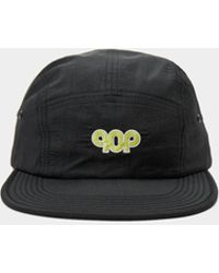 ffcce36cf1d Trapstar Decoded Logo Snapback Cap in Black for Men - Lyst
