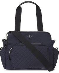 Moncler - Quilted Nylon Changing Bag - Lyst