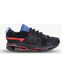 best service bd135 323d6 adidas - Twinstrike Adv Suede Trainers - Lyst