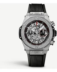 Hublot - 411.nx.1170.rx.1104 Big Bang Unico Titanium Watch - Lyst
