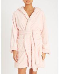 Wildfox - Sleepyhead Fleece Robe - Lyst