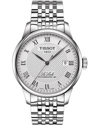 Tissot - T006.407.11.033.00 Le Locle Stainless Steel Watch - Lyst