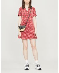 71a51cfaf9 Lyst - Women s Sandro Mini and short dresses Online Sale