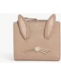 Kate Spade - Leather Bunny Purse - Lyst