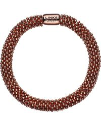 Links of London   Effervescence Star Rose-gold Plated Bracelet   Lyst