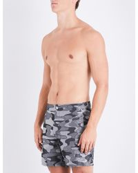 La Perla - Tonal Jacquard Swim Shorts - Lyst