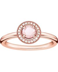 Thomas Sabo - Glam & Soul 18ct Rose Gold-plated - Lyst