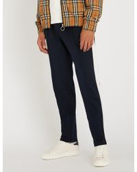 Burberry - Kaleford Jersey Jogging Bottoms - Lyst