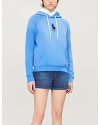 Polo Ralph Lauren High-rise Denim Shorts