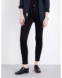 PAIGE - Margot Ultra-skinny High-rise Jeans - Lyst