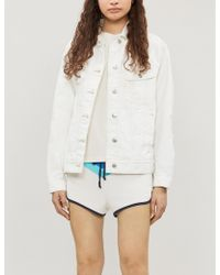 Wildfox - Pool Party Cotton-blend Jersey Shorts - Lyst