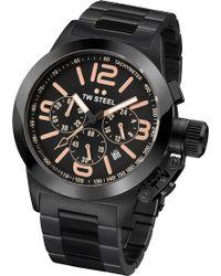 TW Steel - Tw312 Canteen Bracelet Kelly Rowland Special Edition Watch - Lyst