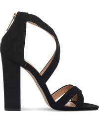 Miss Kg - Faun Faux-suede Sandals - Lyst