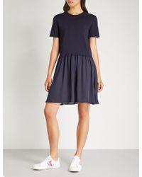 Claudie Pierlot - Miao Knitted Dress - Lyst