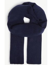 CASH CA - Merino Wool And Yak Scarf - Lyst
