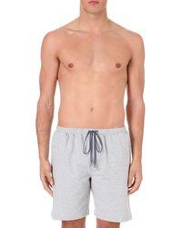 Zimmerli - Marl Jersey Shorts - Lyst
