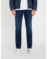 Tommy Hilfiger - Bleecker Slim-fit Straight Jeans - Lyst