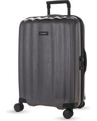 Samsonite - Lite-cube Dlx Four-wheel Suitcase 68cm - Lyst