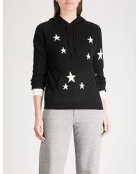 Chinti & Parker - Star Cashmere Hoody - Lyst