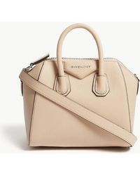 Givenchy - Antigona Mini Grained Leather Tote Bag - Lyst