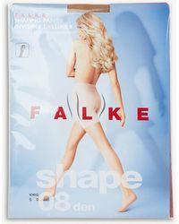 Falke - Shape Panty 08 Denier Tights - Lyst