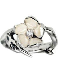 Shaun Leane - Cherry Blossom Silver - Lyst
