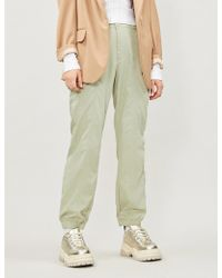 Stussy - Relaxed-fit Shell Trousers - Lyst