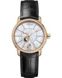 Ulysse Nardin - 8296-123bc-2/91 Classic Lady Luna Rose-gold And Diamond Watch - Lyst