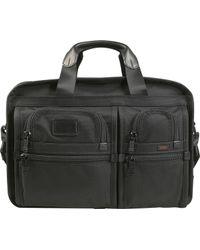 Tumi - Alpha 2 Expanding Organiser Laptop Briefcase - Lyst